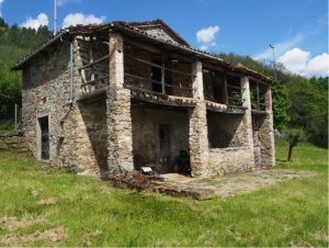 Farm Stone House LA PIANA