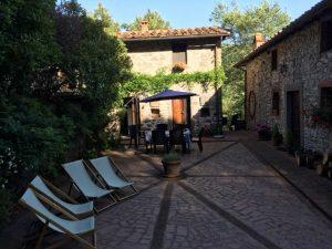 Borgo delle quattro Casine