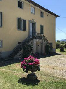 Villa Del Giardino Segreto